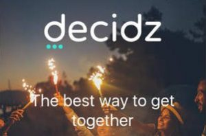 decidz.com the best way to get together