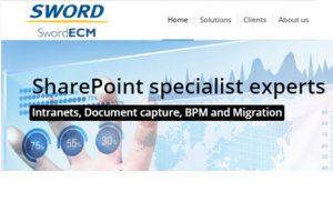Sword ECM 2015 business unit of www.sword-group.com