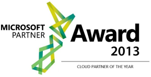 solidsoft microsoft world-wide azure cloud partner of the year 2013