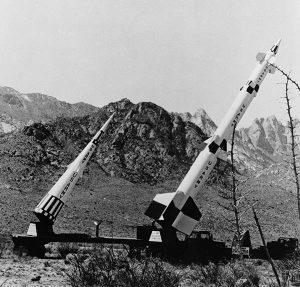 Safeguard missiles sprint spartan 1970s